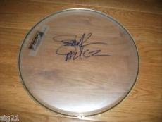 "Sean Kinney Alice In Chains Signed 12"" Drumhead"