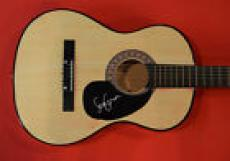Sean Lennon Signed Autographed Acoustic Guitar John Lennon Son The Beatles B