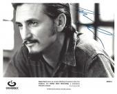 """SEAN PENN as MATTHEW PONCELET in 1995 Movie """"DEAD MAN WALKING"""" Signed 10x8 B/W Photo"""