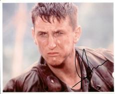 Sean Penn Autographed 8x10 Photo