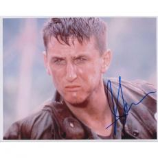 Sean Penn Autographed 8x10 Photo