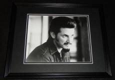 Sean Penn Framed 8x10 Photo Poster