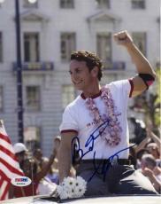 Sean Penn Milk Autographed Signed 8x10 Photo Certified Authentic PSA/DNA COA