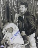 Sean Penn Signed 12X15 Herb Ritts Photo Autographed PSA/DNA #I81971
