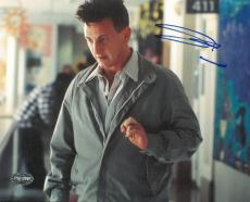 Sean Penn Signed Authentic Autographed 8x10 Photo (PSA/DNA) #J64563
