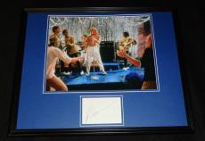 Sean Penn Signed Framed 16x20 Photo Poster Display Fast Times at Ridgemont High