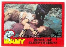 Sean Young autographed Baby card 1985 Topps #50
