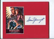 Sean Young Blade Runner Rachael Sexy Signed Autograph Photo Display