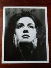 Sean Young-JSA cert-signed photo