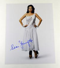 Sean Young Signed 11x14 Color Photo Blade Runner Pose #3  Auto
