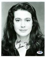 Sean Young Signed Blade Runner 8x10 Photo Authentic Autograph Psa/dna #u27250