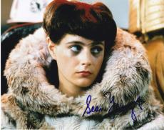 SEAN YOUNG signed *BLADE RUNNER* 8X10 photo W/COA #1