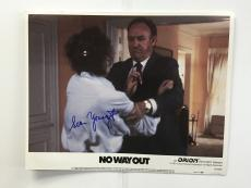 Sean Young  Signed No Way Out 11x14 Photo Auto Autograph Jsa Certificate