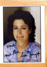 Sean Young-signed photo-15 a