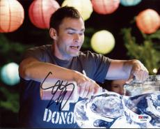 Seann William Scott American Reunion Signed 8X10 Photo PSA/DNA #Z56089