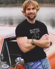 Seann William Scott SIGNED 8x10 Photo Bo Dukes of Hazzard PSA/DNA AUTOGRAPHED