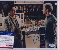Seann William Scott Signed Autograph Auto 8x10 Psa Dna Certified