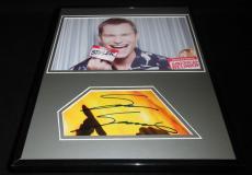 Seann William Scott Signed Framed 11x14 Photo Display American Pie Stifler
