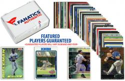 Seattle Mariners Team Trading Card Block/50 Card Lot
