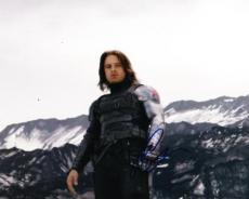 Sebastian Stan Signed 8x10 Photo Autograph Winter Solider Captain America Coa A