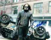 Sebastian Stan Signed 8x10 Photo Autograph Winter Solider Captain America Coa B