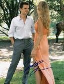 Sebastian Stan signed Gossip Girl 8x10 photo w/coa #1 Carter Baizen