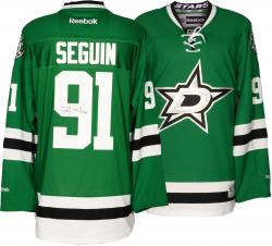 Tyler Seguin Dallas Stars Autographed Jersey  - Mounted Memories  - Mounted Memories
