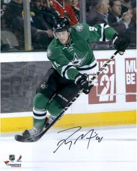 "Tyler Seguin Dallas Stars Autographed 16"" x 20"" Vertical Skating Photograph"