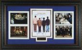 Seinfeld Cast Signed Framed Display