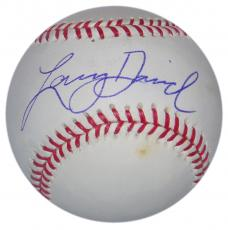 SEINFELD CO-CREATOR LARRY DAVID AUTOGRAPHED BASEBALL HBO's CURB YOUR ENTHUSIASM