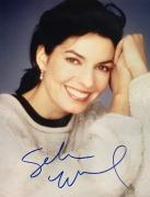 Sela Ward Autographed 8x10 Celebrity Photo