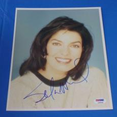 Sela Ward Hot! Signed 8x10 C.s.i Photo Autographed Ip! Psa/dna Cert!