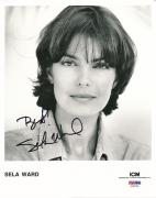Sela Ward Signed 8x10 Photo Autograph Auto PSA/DNA X78278