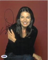 Sela Ward Signed CSI New York Authentic Autographed 8x10 Photo PSA/DNA #L64429