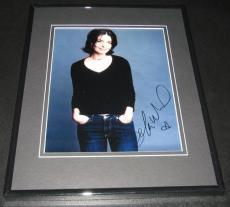 Sela Ward Signed Framed 8x10 Photo CSI:NY Sisters Once and Again The Fugitive