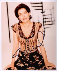 "SELA WARD - TV Roles Include ""SISTERS"" and ""ONCE and AGAIN"" Signed 8x10 Color Photo"