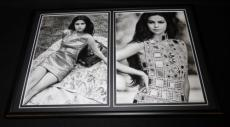 Selena Gomez Framed 12x18 Fashion Photo Display