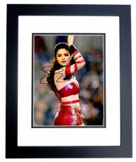 Selena Gomez Signed - Autographed Sexy Singer - Actress 11x14 inch Photo BLACK CUSTOM FRAME - Guaranteed to pass PSA or JSA