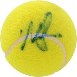 Monica Seles Autographed Tennis Ball