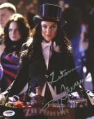 Serinda Swan Signed 8x10 Photo PSA/DNA COA Autograph Smallville Zatanna Picture