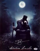 Seth Grahame Smith Signed Abraham Lincoln Vampire Hunter 11x14 Photo PSA S81623