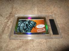 Seth Green 2015 Leaf Masterpiece Cut Signature 1/1 signed auto autograph JSA
