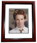 Seth Green Signed - Autographed 8x10 inch Photo MAHOGANY CUSTOM FRAME - Guaranteed to pass PSA or JSA