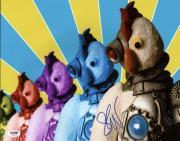 Seth Green Robot Chicken Signed 11X14 Photo PSA/DNA #W24432