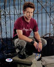 Seth Green SIGNED 8x10 Photo Family Guy Robot Chicken Dads PSA/DNA AUTOGRAPHED