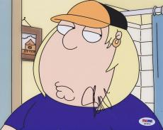 Seth Green SIGNED 8x10 Photo Voice of Chris Griffin Family Guy PSA/DNA