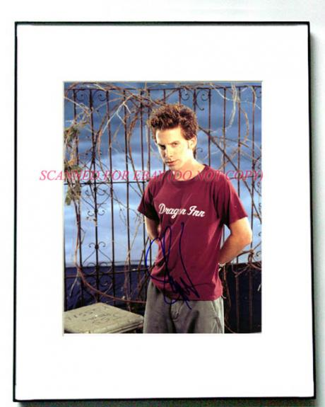 SETH GREEN Signed Autographed Photo UACC RD    AFTAL