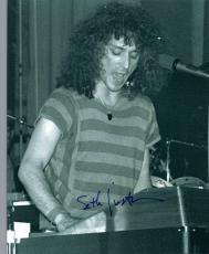 Seth Justman The J Geils Band Signed Autographed 8x10 Photo COA