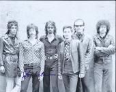 Seth Justman The J Geils Band Signed Autographed 8x10 Photo D