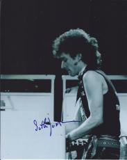 Seth Justman The J Geils Band Signed Autographed 8x10 Photo E